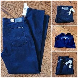 "👖NWT‼️ Hudson brand ""Blake"" Slim Straight Jeans"